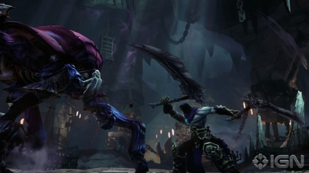 darksiders 2 skidrow crack only download